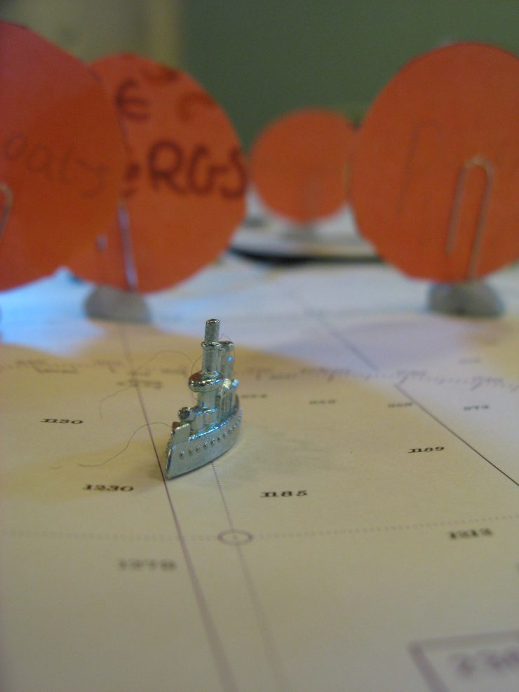 Family maths events at Imperial War Museum