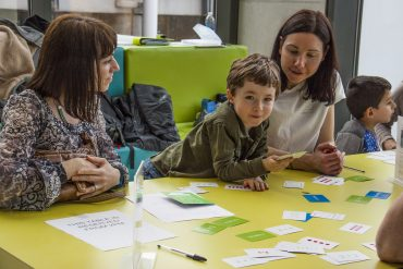 Family Maths events - maths of me