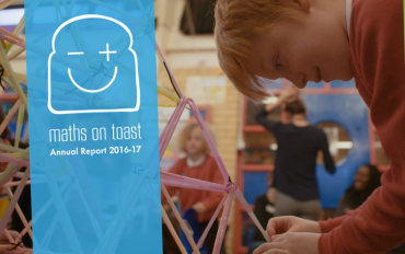 Maths on Toast Annual Report 2016_17