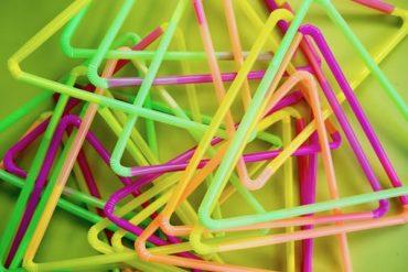 triangle straws