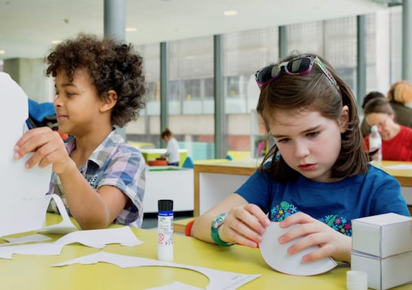 Family maths events in Camden
