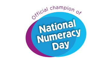 National Numeracy Day logo