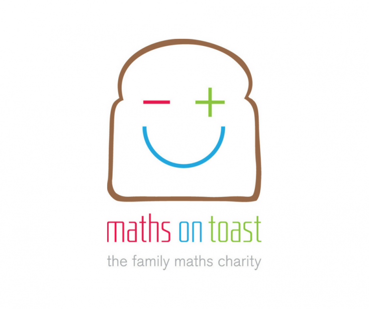 Maths on Toast logo